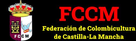Federación de Colombicultura de Castilla-La Mancha Logo